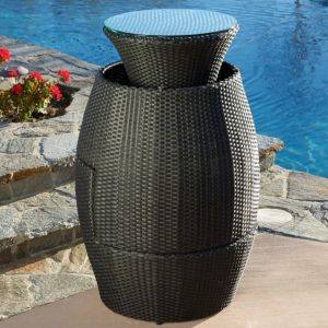 Outdoor cup chair set 3pc - All 4 Furnishings