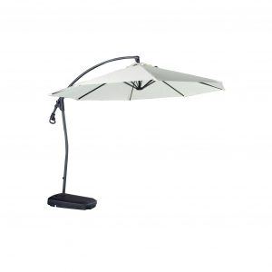 Summer Shade 3m Banana Umbrella Aluminum Frame HU006