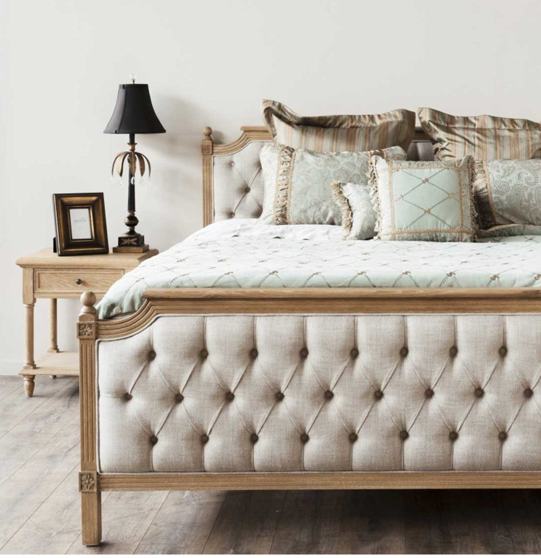 Bed Frame Bedroom Furniture - All 4 Furnishings
