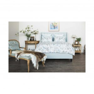 Kingdom Upholstered Bed Frame - All 4 Furnishings