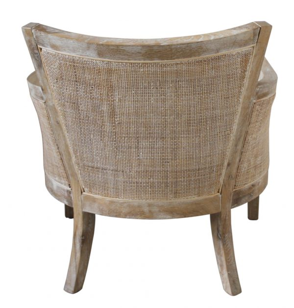 HWC029 Adalicia Woven Leisure Armchair with Pillow