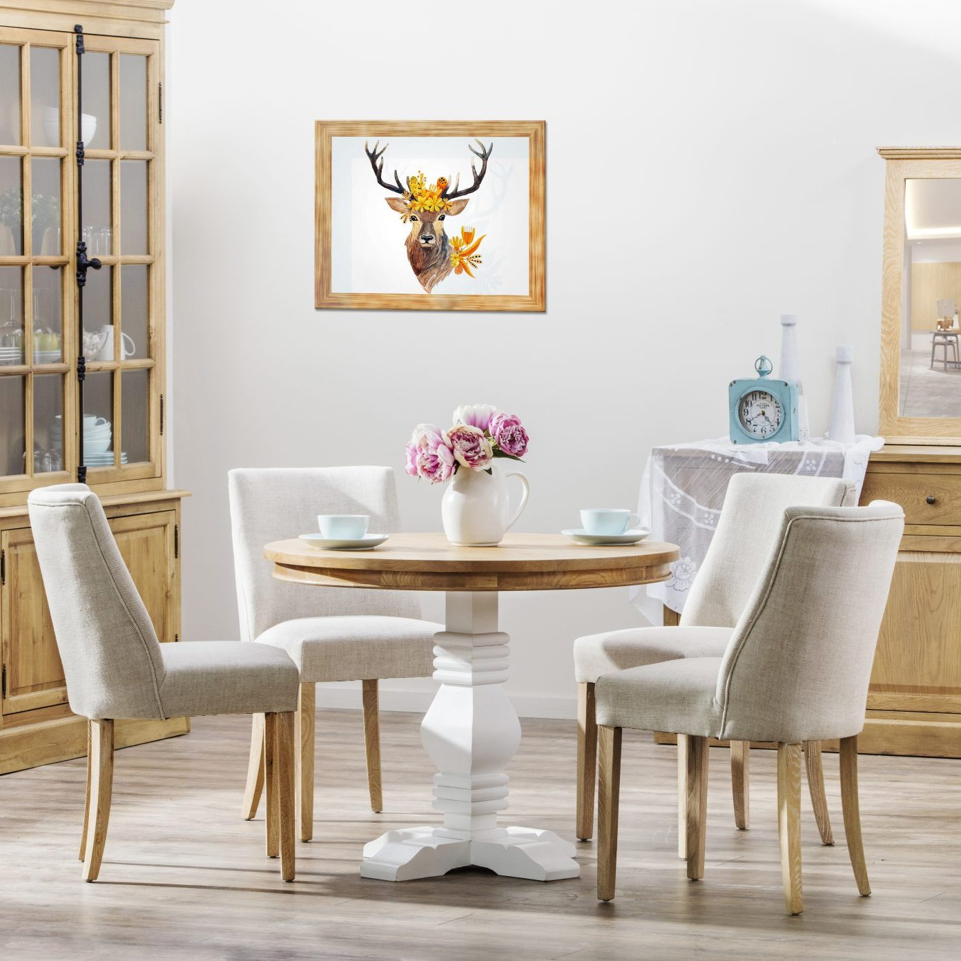 Dining Room Wood Furniture - All 4 Furnishings