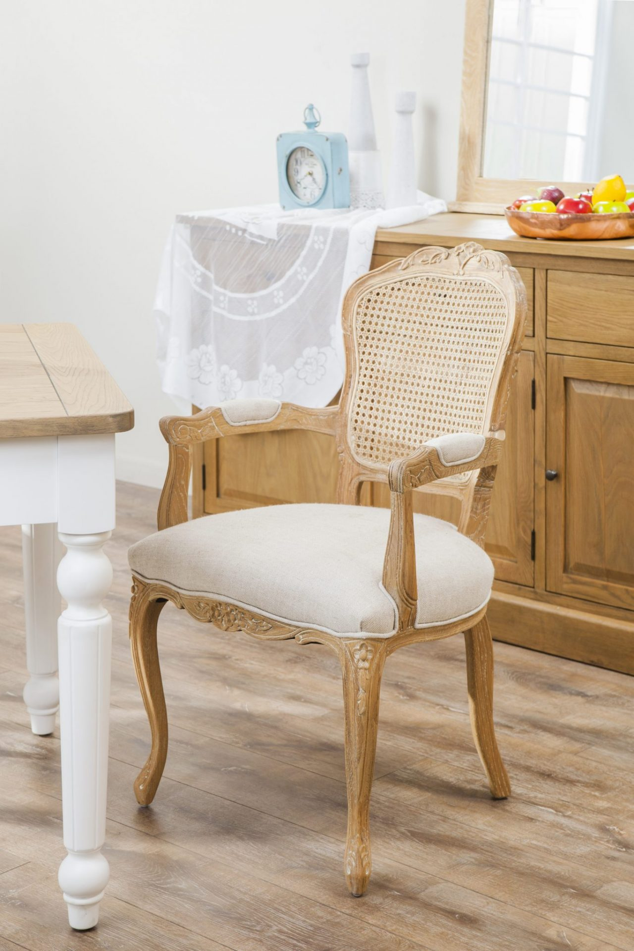 Dining Room Oak Collection - All 4 Furnishings