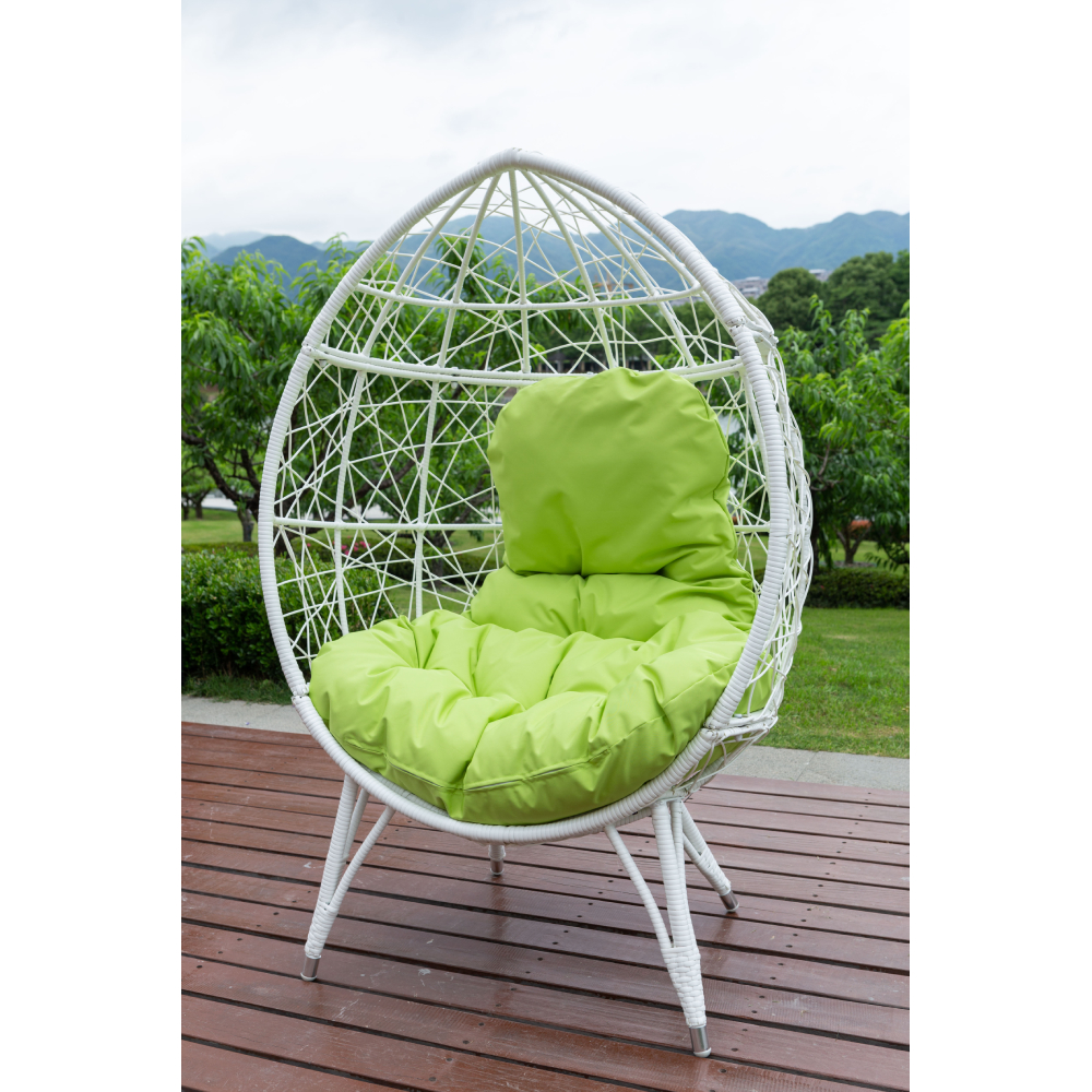 HC5025W Outdoor Kooka Basket Standing Chair