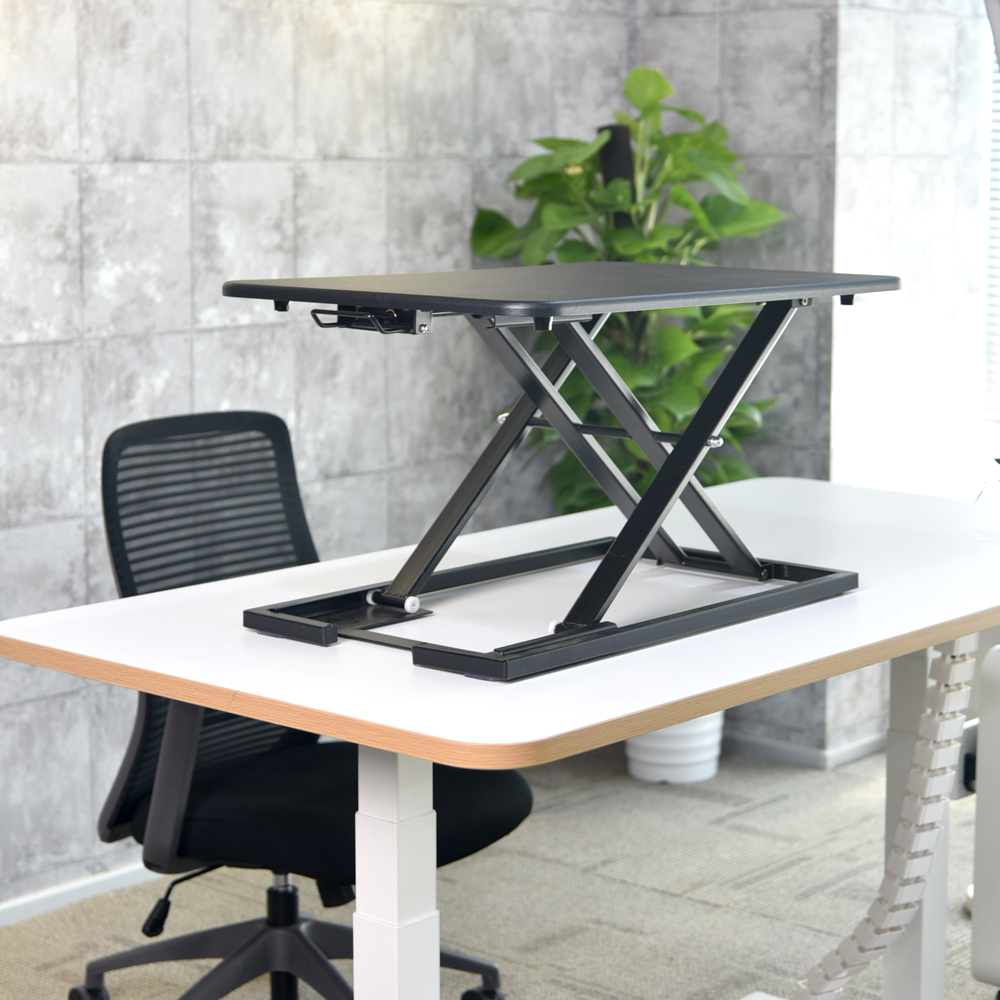 Ergoflex Adjustable Sit-Stand Desk Workstation HF-B08